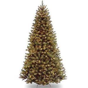 750-Light Valley Spruce Christmas Tree