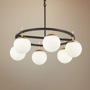 Alluria 6-Light Chandelier by George Kovacs