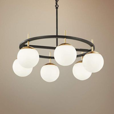 Alluria 6-Light Chandelier by George Kovacs