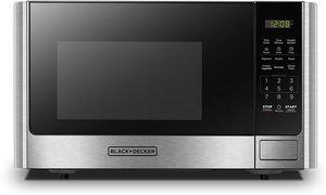 Black + Decker Digital Microwave, 0.9 Cu.ft