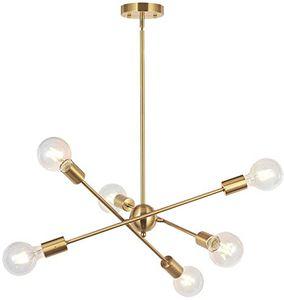 BONLICHT Modern Sputnik Chandelier