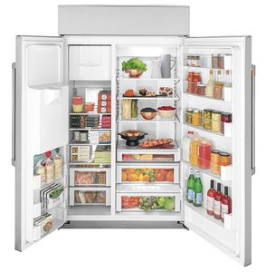 Cafe CSB48YP2NS1 Side-By-Side Refrigerator