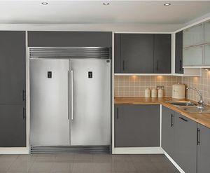 Forno FFFFD193360S Side-by-Side Refrigerator