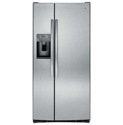 GE GSE23GGKCC 33-Inch Side-by-Side Refrigerator at Build.com