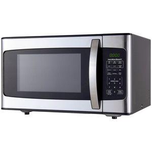 Hamilton Beach EM925AB9 1.1 Cu. Ft. 1000W Stainless Steel Microwave