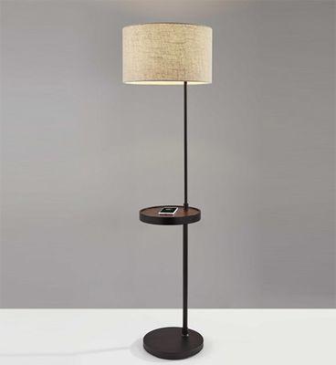 HomeRoots Wireless Charging Task Floor Lamp $195.99