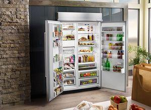 KitchenAid KBSN608EPA Built-In Panel Ready Refrigerator