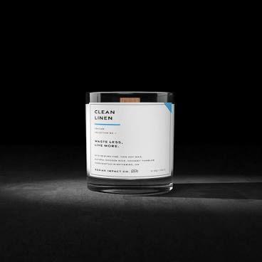 Kodiak Impact Co.- Zero Waste Candles That Help the Environment