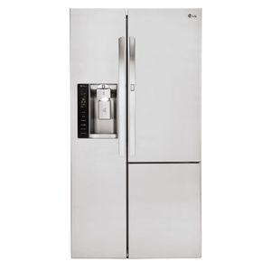 LG LSXS26366S Door-in-Door Refrigerator