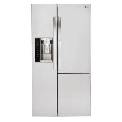 LG LSXS26366S Door-in-Door Refrigerator at Sears.com