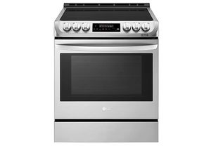 LG LSE4616 Slide-In Electric Range with Wifi & Induction