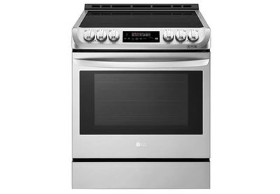 LG LSE4616 Slide-In Electric Range with Wifi & Induction at Build.com