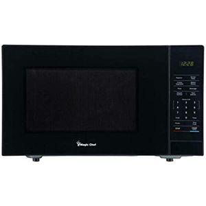 Magic Chef HMM1110B 1.1 cu. ft. Countertop Microwave in Black