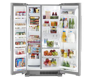 Maytag MSS25N4MKZ Side-by-Side Refrigerator