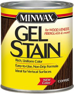 Miniwax Gel Stain- A Trusted Brand in Wood Stains