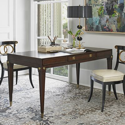 Regent Writing Desk by Ambella Home