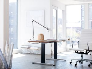 Renew Sit-to-Stand Desk by Herman Miller