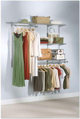 Rubbermaid Configurations Closet Kits