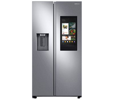 Samsung RS27T5561SR Refrigerator with Family Hub