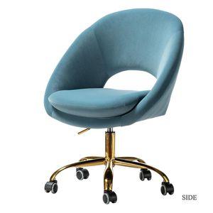 Savas Blue Swivel Task Chair