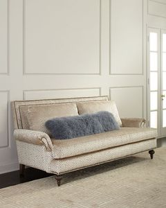 Sheila Geometric Sofa by Massoud