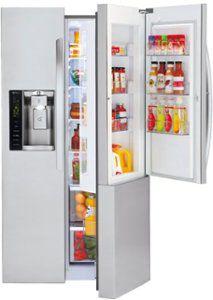 Shop for Side-by-Side Refrigerators