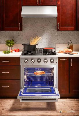 Thor Kitchen HRD3088U 30-inch Dual Fuel Range