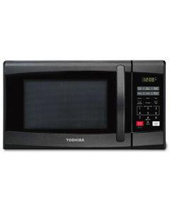 Toshiba 0.9-cu ft Countertop Microwave