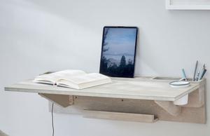 USB Folding Wall Desk