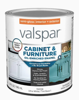 Valspar Cabinet Paint-High Quality Paint Formulated Especially for Furniture