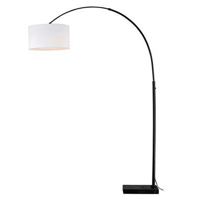 Vaxcel Lighting Luna Floor Lamp