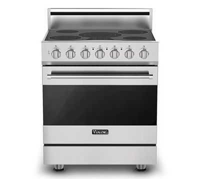 Viking RVER33015BSS Freestanding Electric Range at Build.com