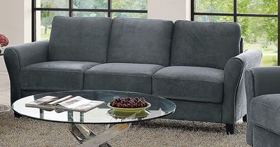 Westin Sofa, Grey by Lifestyle Solutions