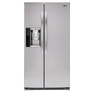 Wide Selection of Brand Name Side-By-Side Refrigerators