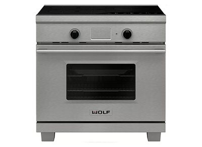 Wolf IR365TESTH Transitional Induction Range at AJMadison.com