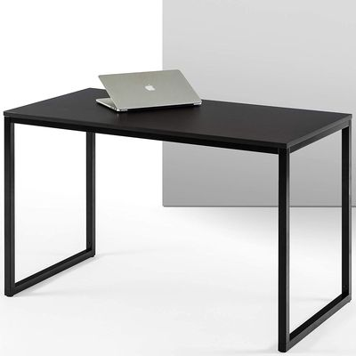 "Zinus Jennifer 47"" Black Frame Desk"
