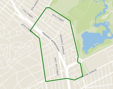 Neighborhood Map
